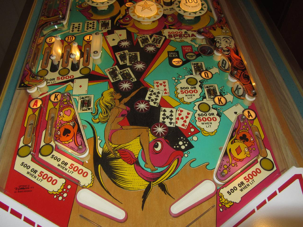 Gottlieb Hit The Deck Pinball Machine 3 Pinballmania Llc